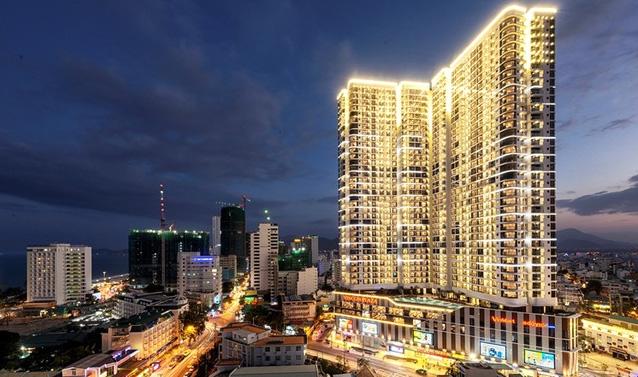 Kết quả hình ảnh cho Khách sạn Vinpearl Discovery Nha Trang Empire Condotel