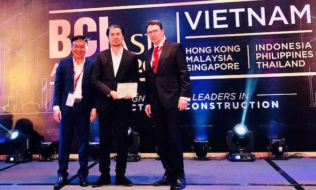10 chủ đầu tư và công ty kiến trúc giành giải BCI Asia 2018