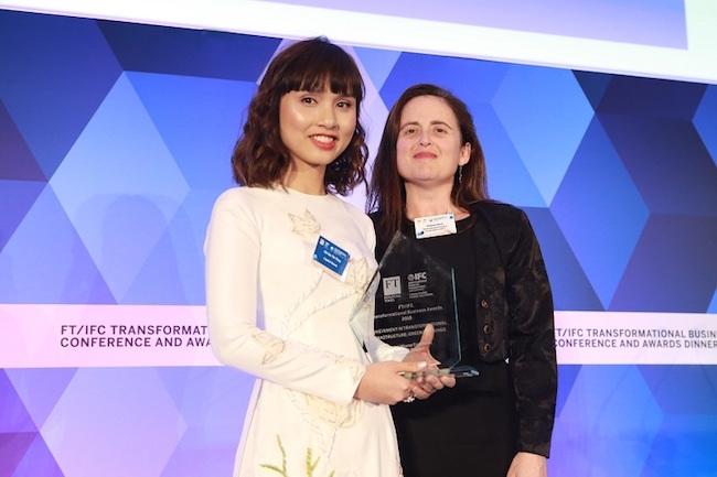 Capital House đạt giải thưởng của tạp chí danh tiếng Financial Times