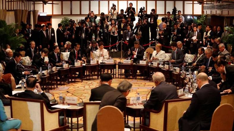 Các bộ trưởng APEC hoãn công bố tuyên bố chung do Mỹ đòi thay đổi cách dùng từ