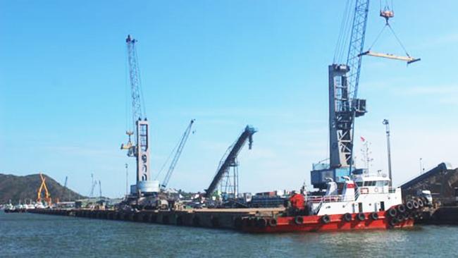 Bất an với 439.000 m3 chất thải đổ xuống biển Quy Nhơn
