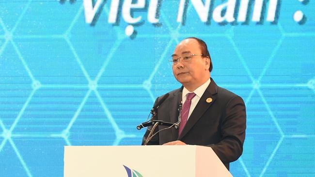 Toàn văn phát biểu khai mạc Hội nghị Thượng đỉnh Kinh doanh của Thủ tướng Chính phủ