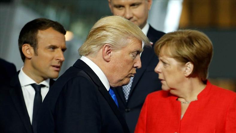 Sau G7, bà Merkel tuyên bố châu Âu phải tự quyết định số phận của mình