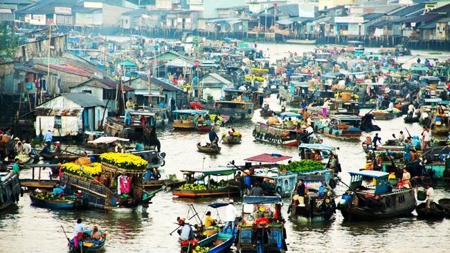 Hợp tác tiểu vùng Mekong mở rộng sắp nhóm họp tại Việt Nam