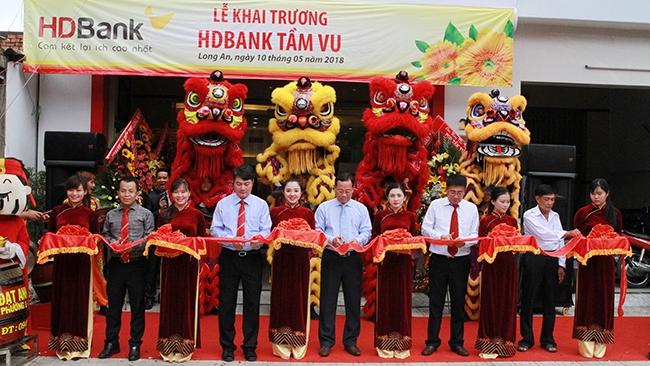 HDBank tiếp tục chiếm lĩnh thị trường Tây Nam Bộ