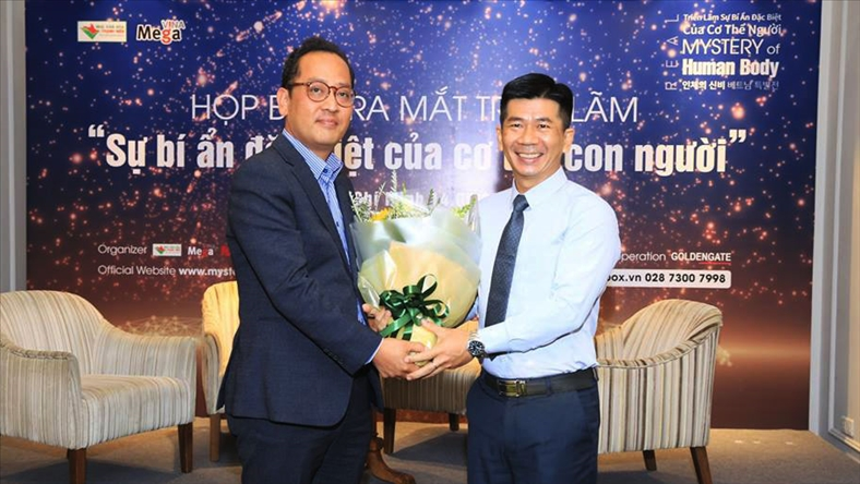 Việt Nam sắp có triển lãm đa phương tiện đầu tiên về cơ thể người