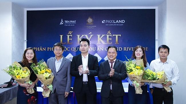 PaxLand giành quyền phân phối dự án căn hộ phong cách châu Âu của Tiến Phát