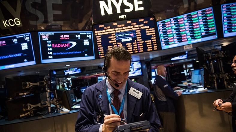 Cả Phố Wall ăn mừng sau khi chỉ số Dow Jones lên 24.000 điểm