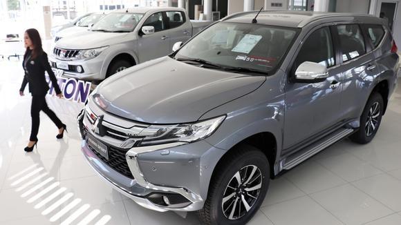 Doanh số bán ô tô ở Đông Nam Á tăng mạnh