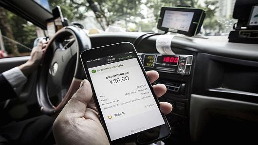 Đối thủ của Uber tại Trung Quốc huy động được 4 tỷ USD đầu tư