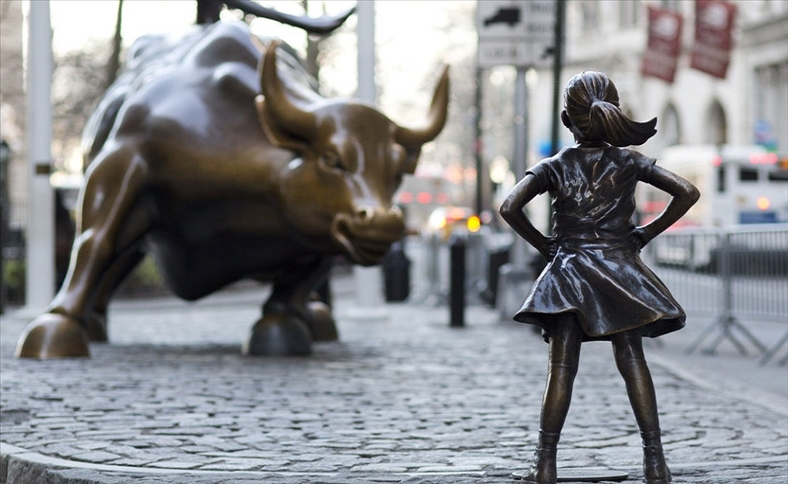 Phố Wall lo lắng bởi thị trường thiếu vắng sự lo lắng