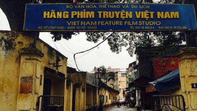 Thanh tra Chính phủ vào cuộc thanh tra cổ phần hóa Hãng phim truyện Việt Nam