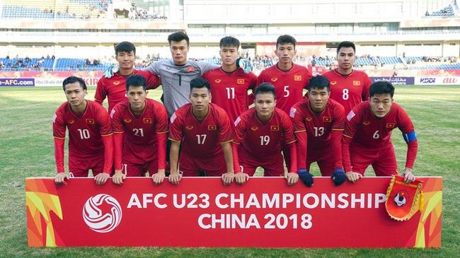 VFF cấm sử dụng trái phép hình ảnh, thương hiệu của đội tuyển U23 Việt Nam