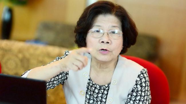 Bà Vũ Kim Hạnh: 'Làm khó doanh nghiệp chính là gây khó khăn cho nền kinh tế'