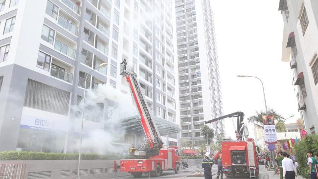 Khách hàng sẽ cân nhắc nhiều hơn khi mua căn hộ sau thảm họa cháy Carina Plaza