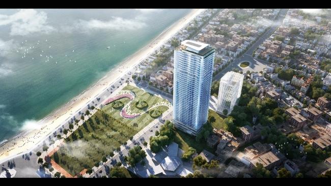Tập đoàn TMS triển khai tổ hợp bất động sản 5 sao cao nhất Quy Nhơn