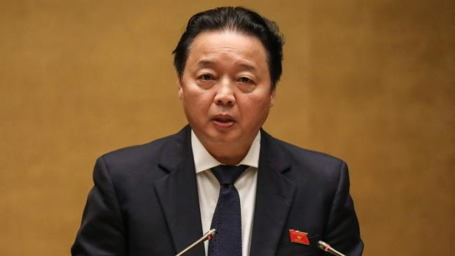 Bộ trưởng Trần Hồng Hà: 'Nếu có lợi ích nhóm bé, nhóm nhỏ thì người dân phải được biết'