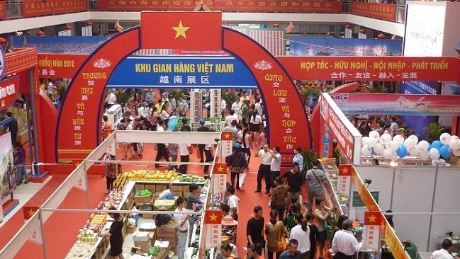Sắp diễn ra Hội chợ thương mại du lịch quốc tế Việt – Trung 2017