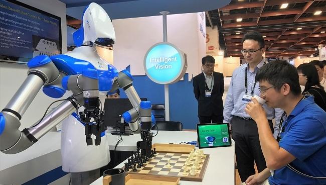 Nhiều hoạt động hấp dẫn tại triển lãm công nghệ Đài Loan 2018