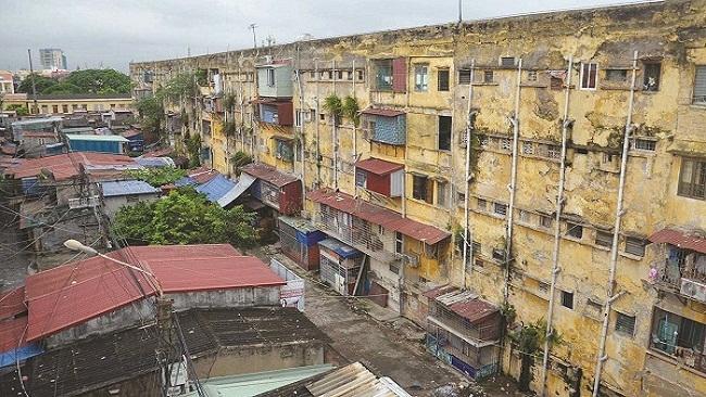 Tập đoàn Hoàng Huy rót 700 tỷ xây mới 1 chung cư cũ tại Hải Phòng