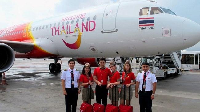 Thai Vietjet mở đường bay giá rẻ Đà Lạt - Bangkok
