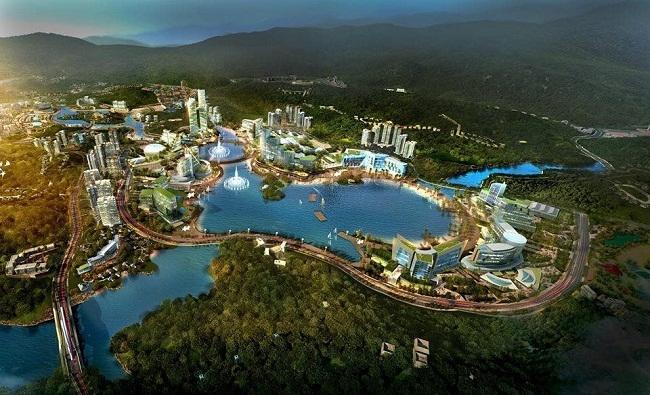 Quảng Ninh chọn Công ty Arcadis & Callison RTKL lập quy hoạch đặc khu Vân Đồn