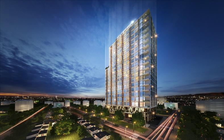 Hà Nội sắp có thêm 1 tòa căn hộ khách sạn 5 sao PentStudio