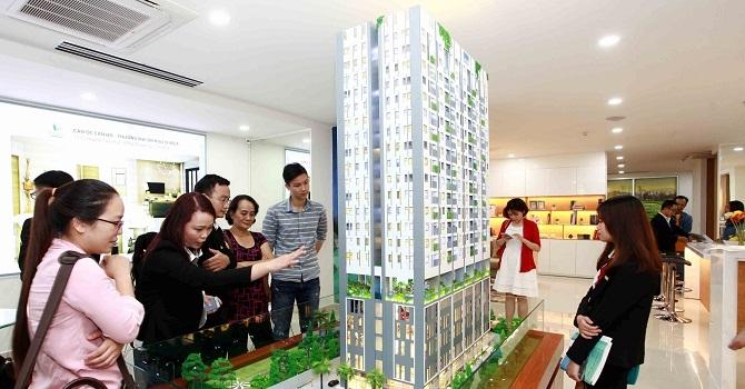 Căn hộ Nam Sài Gòn cạnh tranh với nhà trong hẻm