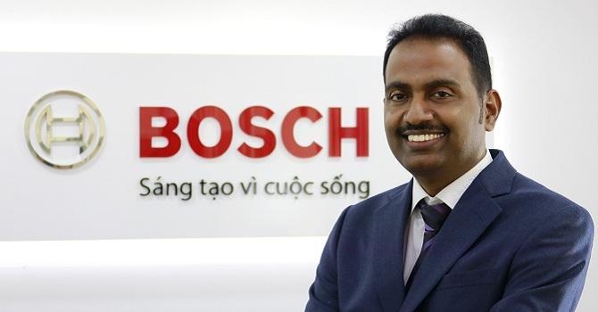 Bosch Việt Nam bổ nhiệm tổng giám đốc mới