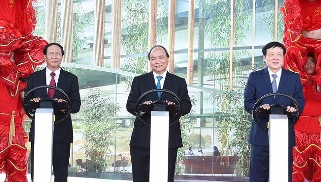 Vingroup khởi công nhà máy sản xuất 500.000 ô tô tiêu chuẩn châu Âu