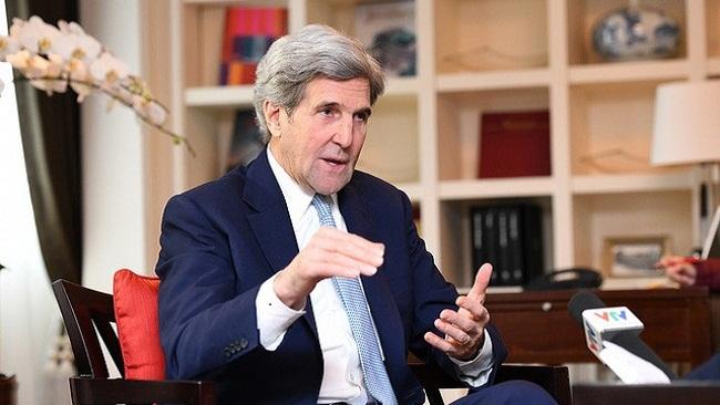 Cựu Ngoại trưởng Mỹ John Kerry: 'Việt Nam có thể trở thành một nền kinh tế quyền lực'