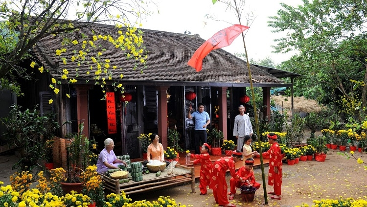 Tết và những phong tục thuần Việt