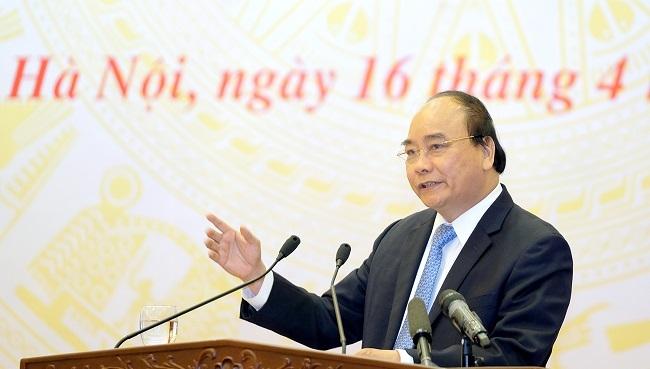 Thủ tướng Nguyễn Xuân Phúc: 'Chi phí logistics cao liệu có nhấn chìm con tàu kinh doanh'