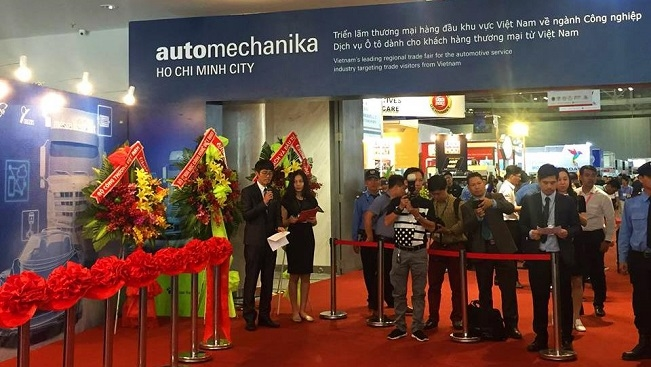 Triển lãm công nghiệp ô tô Automechanika trở lại Việt Nam