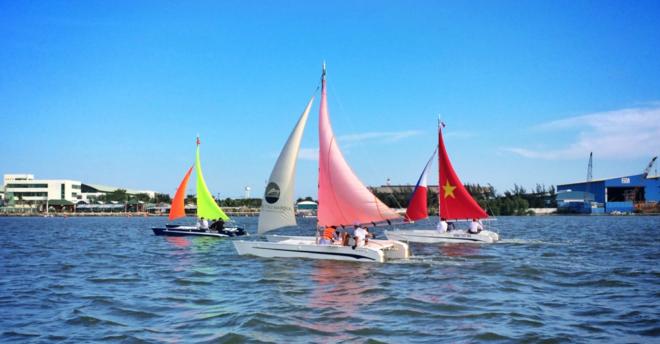 Đua thuyền buồm và cơ hội kinh doanh 2