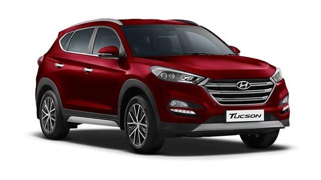 Hyundai Santa Fe quay lại mức giá thấp kỷ lục