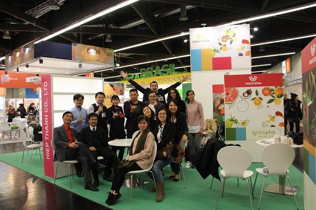 Tyna Giang và hành trình 3 năm mang sản phẩm Việt ra triển lãm thực phẩm hữu cơ hàng đầu thế giới Biofach