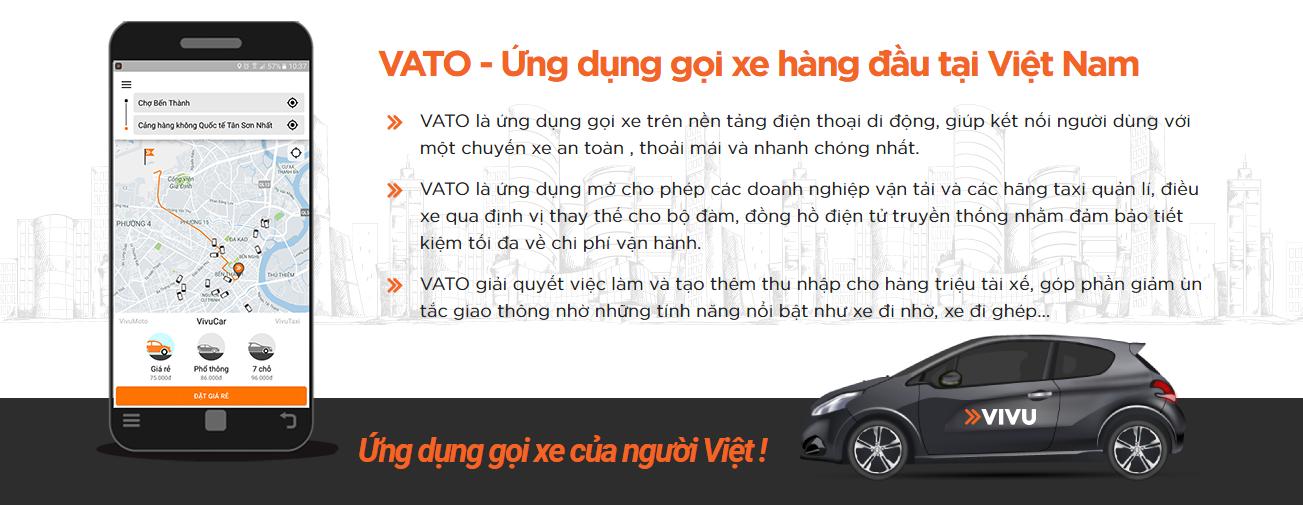 Ứng dụng VATO nhận đầu tư 2.200 tỷ đồng từ Phương Trang: Mới chưa chắc đã mơ 1