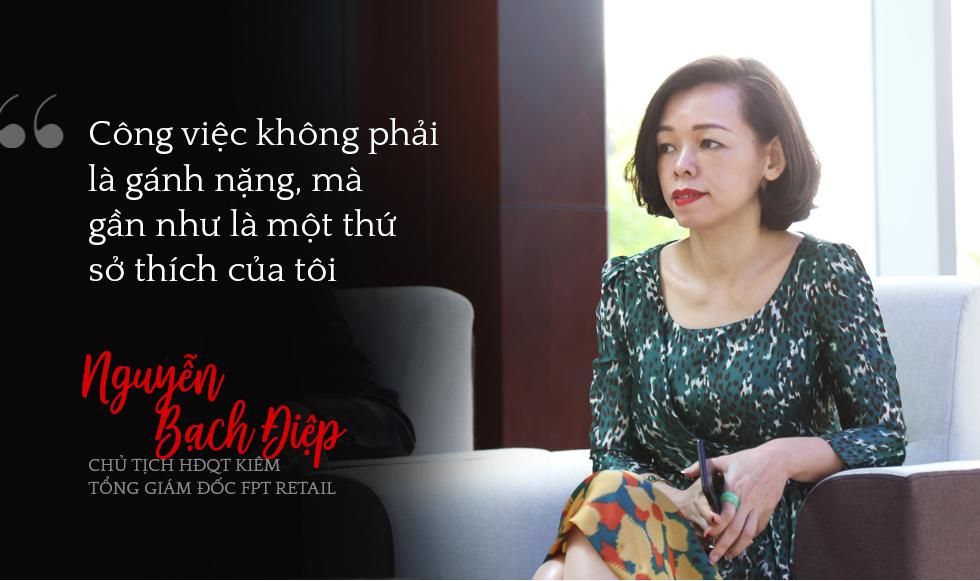 Tháng năm rực rỡ của người đàn bà quyền lực nhất thị trường bán lẻ công nghệ Việt Nam 4