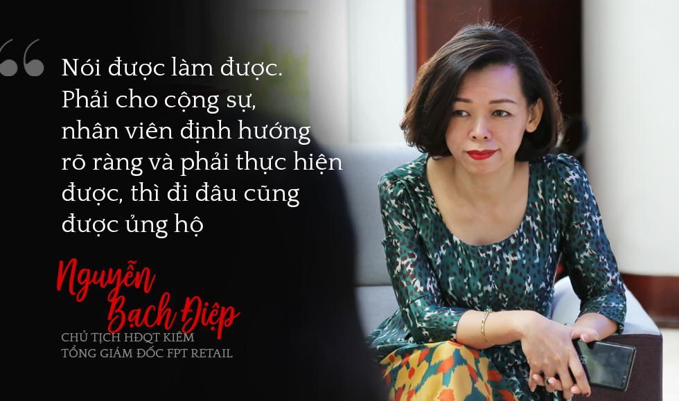 Tháng năm rực rỡ của người đàn bà quyền lực nhất thị trường bán lẻ công nghệ Việt Nam 13