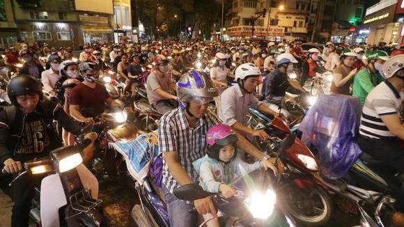 Đông Nam Á chạy đua xây tàu điện tàu chống ùn tắc 2