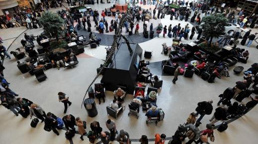 Sân bay nào đông đúc nhất thế giới? 4