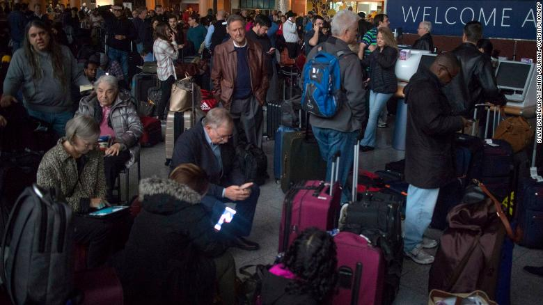 Sân bay nào đông đúc nhất thế giới?