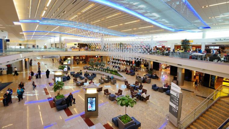 Sân bay nào đông đúc nhất thế giới? 2