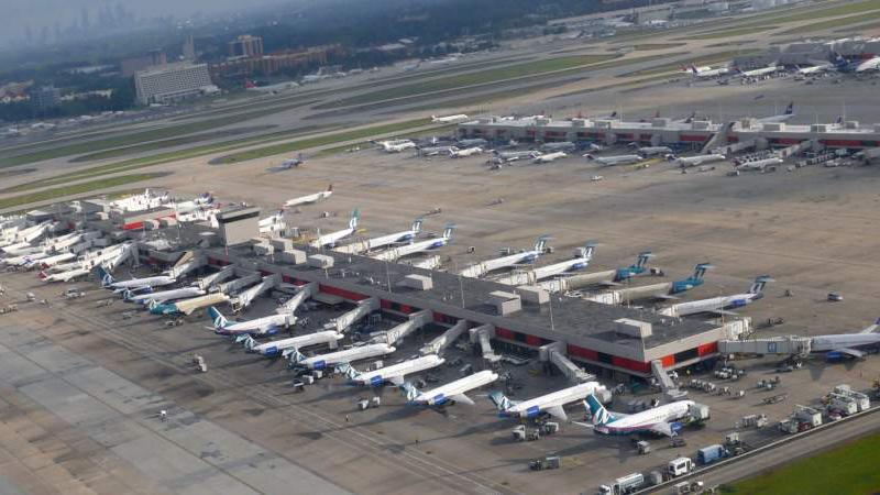 Sân bay nào đông đúc nhất thế giới? 5