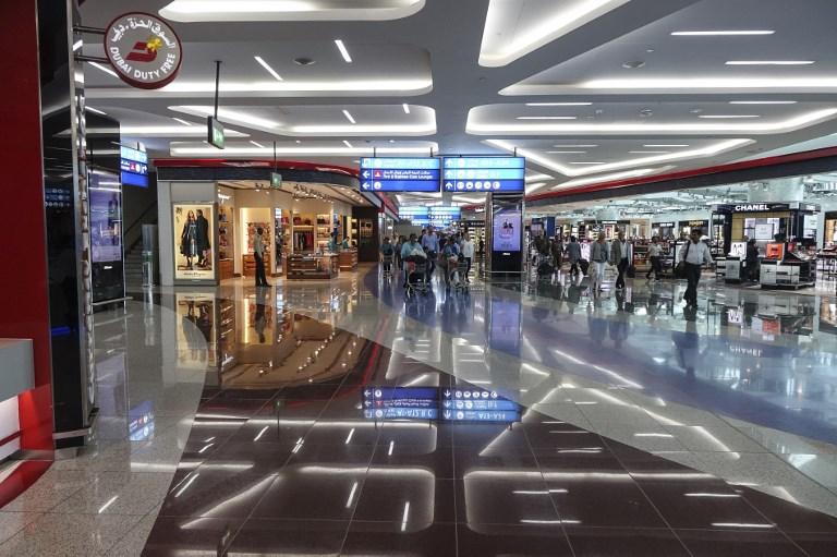 Sân bay nào đón nhiều hành khách quốc tế nhất? 1