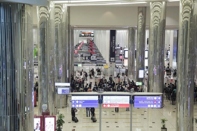 Sân bay nào đón nhiều hành khách quốc tế nhất? 3