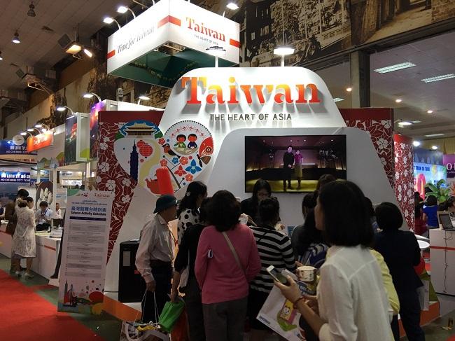 Những nét văn hóa hòa quyện tại hội chợ du lịch quốc tế Việt Nam 11