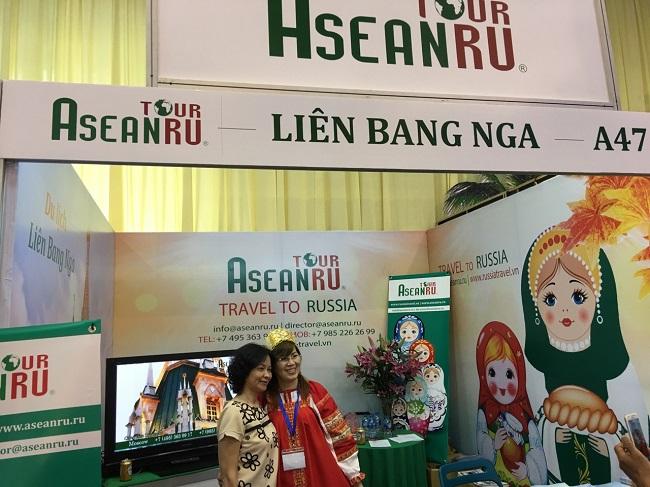 Những nét văn hóa hòa quyện tại hội chợ du lịch quốc tế Việt Nam 8