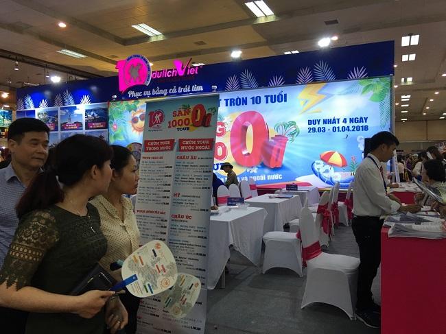 Những nét văn hóa hòa quyện tại hội chợ du lịch quốc tế Việt Nam 5